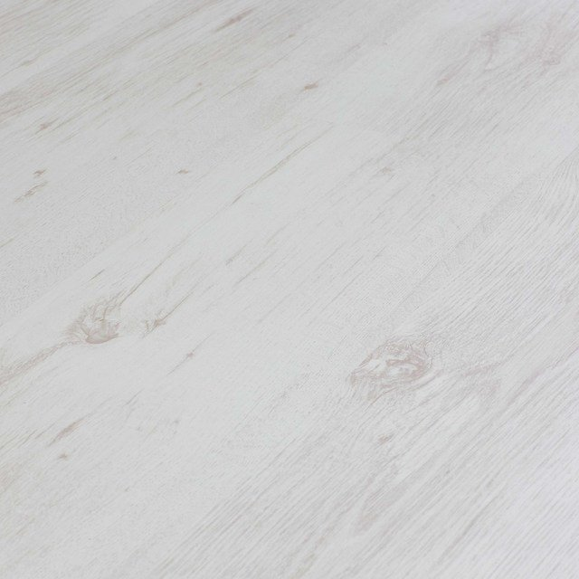 Kronotex Standard 7mm Oak White Laminate Flooring