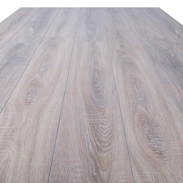 Kronotex Glamour High Gloss 8mm Sonoma Oak 4V by Falquon Laminate Flooring
