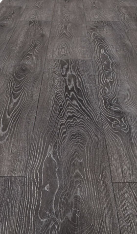 Kronotex Mammut 10mm Highland Oak Black Laminate Flooring