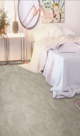 LVT Nebbia Luxury Vinyl Tile 6mm