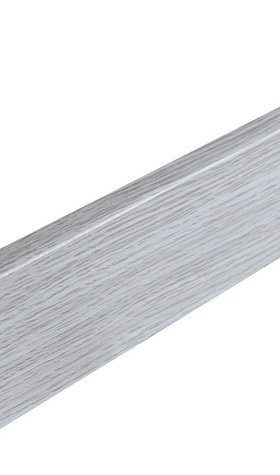 "LIGHT GREY 3"" SKIRTING/FACING 2.4M"