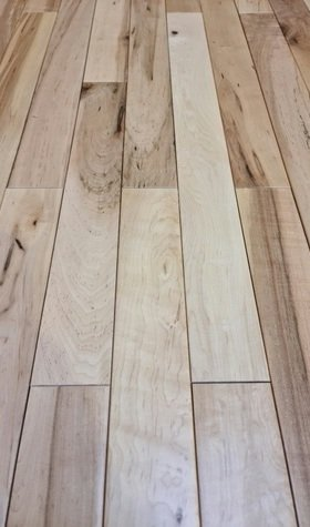 Solid Hardwood Maple Classic 18mm x  57mm x Random Length