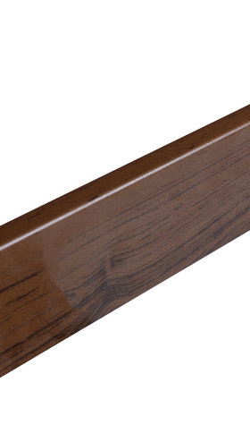 "TEAK 3"" SKIRTING/FACING 2.4M"